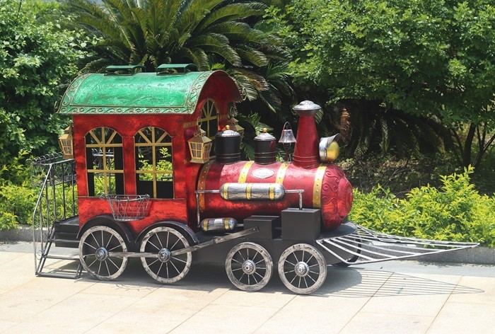 MEDIUM CHRISTMAS TRAIN
